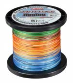 Шнур Berkley пятицветный Salty Stage Metered 600M 5 COLOUR PARTS 0,25mm 30lbs