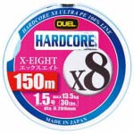 Шнур Duel Hardcore X8 150m #1.2 12.0Kg (0.191mm) (H3297-MB)