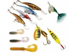 Приманки рыболовные