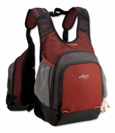 Рюкзак с карманами спереди Orvis Safe Passage Tri Pack