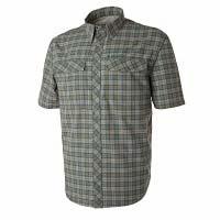 Рубашка Redington Grizzly Plaid Green Drift
