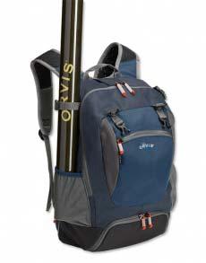 Рюкзак Orvis Safe Passage Angler's Day Pack Slate