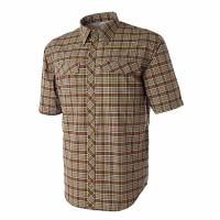 Рубашка Redington Grizzly Plaid Brown Ale