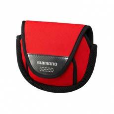 Чехол для катушек Shimano PC-031L REEL GUARD RED L