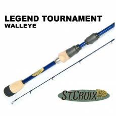 Спиннинговое удилище St.Croix Legend Tournament Walleye LTWS80MLF2
