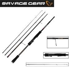 Удилище Savage Gear Hitch Hiker 7' 213 cm, 10-40g, Fast