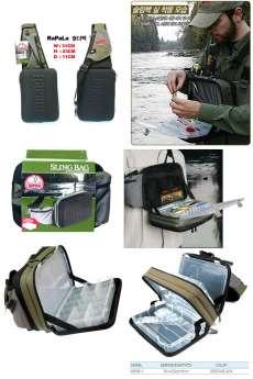 Сумка заплечная Rapala Sling bag pro