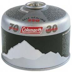 Газовый картридж Coleman бутан/пропан C250