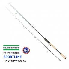 Спиннинг DAIWA HS BASS MODEL S-DX602ML