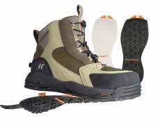 Ботинки забродные Korkers Redside Wading Boot Kling-On & Plain Felt soles