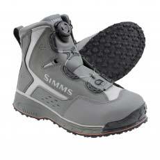 Фото ботинок для рыбалки Simms Rivertek 2 BOA, цвет Gunmetal