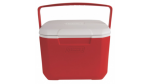 Контейнер изотермический Колеман 9 КВАРТ ЭКСКЮШЕН РЕД (объем 8.5 л, цвет красный)