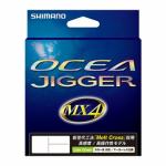Шнур PE Shimano Ocea Jigger MX4 PL-O64P 200m