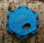Измеритель диаметра Fishpond Firehole Tippet Gage