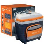 Холодильник автомобильный термоэлектрический Camping World Unicool 28