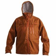Куртка Vision SADE JACKET коричневая, приталенная
